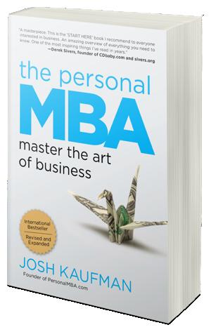 Personal MBA | Jeff Brunski